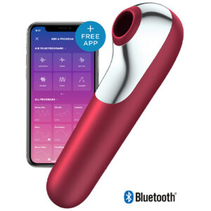 Satisfyer Dual Love Air Pulse Vibrator