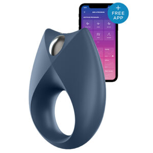 Satisfyer Royal One, Appstyrd penisring